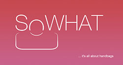 SoWHAT bags